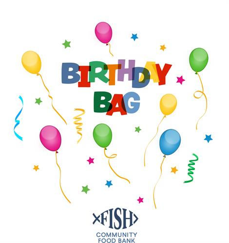Birthday Bags for kids 1 - 10