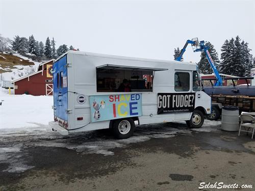 Selah Sweets Food Truck at 2019 Ellensburg Food Truck Rally