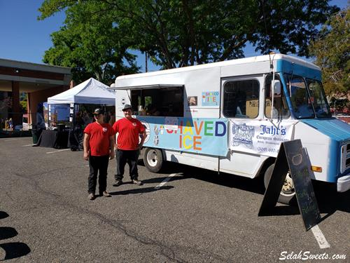 Selah Sweets Food Truck at 2019 Ellensburg Germanfest