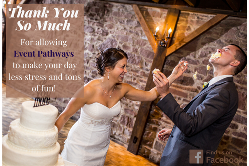 Event Pathways: We know how to throw a party!