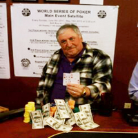 WSOP $10,0000 Main Event Buy-in Winner!