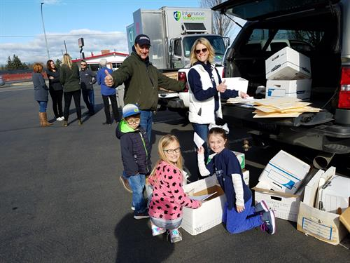 Shred Event 2018