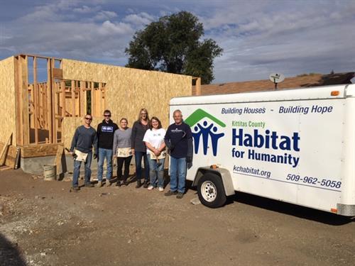 Habitat for Humanity Build 2018