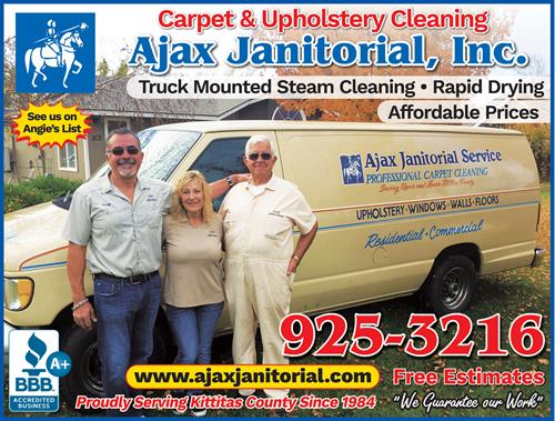 Ajax Janitorial, Inc 2015