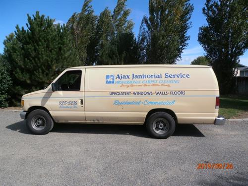 Ajax Janitorial, Inc 2019
