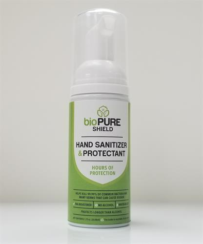 bioPure  antiseptic water base hand sanitizer