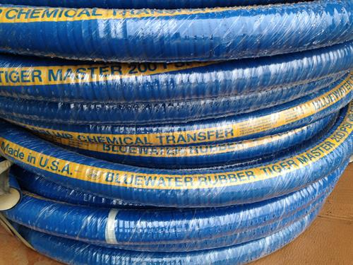 Bluewater TigerMaster Chemical Hose