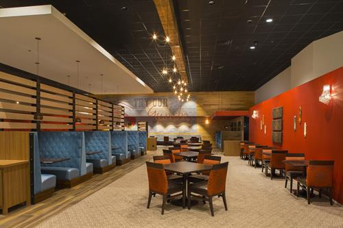 Cypress Bayou Casino Hotel - Cafe Delphine Interior
