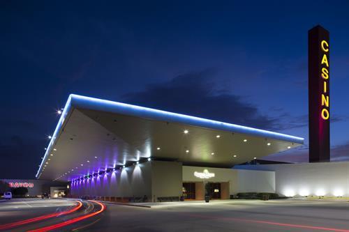Cypress Bayou Casino Hotel Exterior