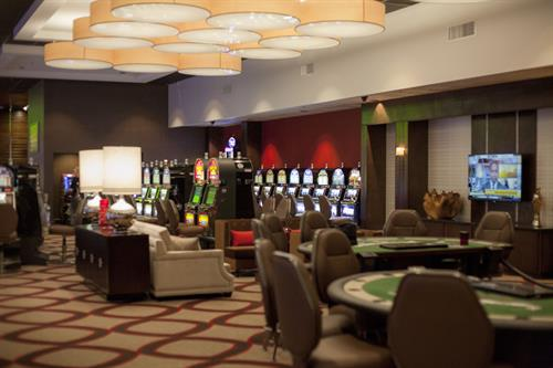 Cypress Bayou Casino Hotel - High Limit Gaming Area