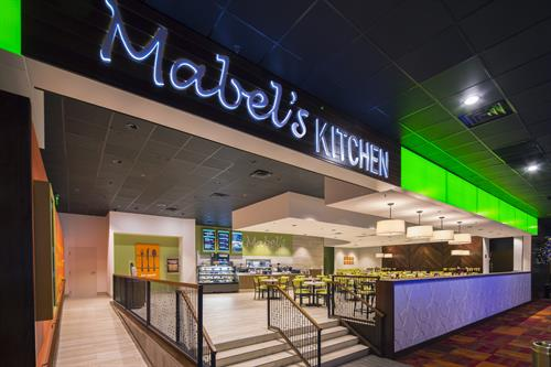 Cypress Bayou Casino Hotel - Mabel's Kitchen Exterior