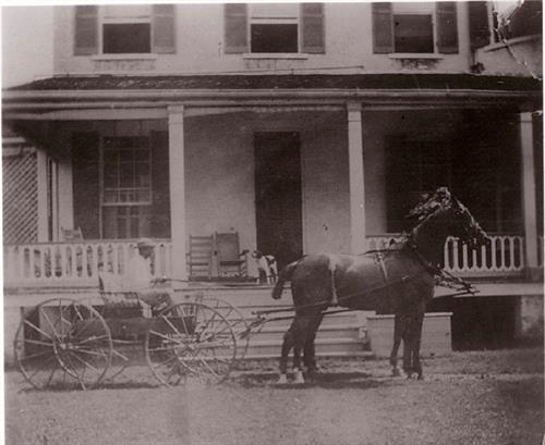 Southdown Plantation in the 1890's