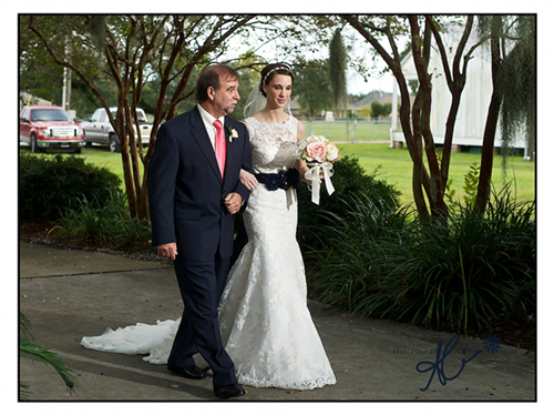 Weddings at Southdown Plantation's Buquet Pavilion
