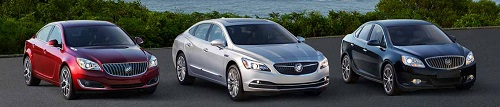 Imagine Yourself In The New Buick