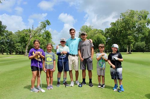 Junior Golf Summer Camp