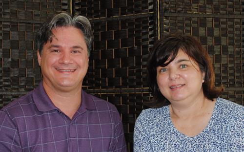 Randy Vito & Sherrie Sevin