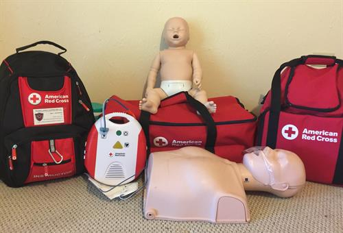 Adult and Pediatric First Aid, CPR, and AED Instructors