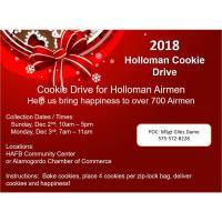 Cookie Drive for Holloman Airmen