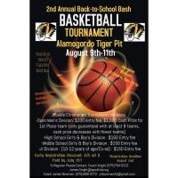 2nd Annual Back to School Bash Basketball Tournament