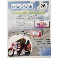 Make A Wish Eagles Fun Run