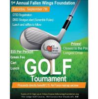 1st Annual Fallen Wings Foundation Golf Tourney