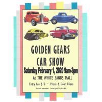 Golden Gears Car Show