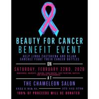 Beauty for Cancer Benefit