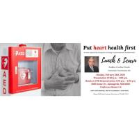 Lunch & Learn: Sudden Cardiac Death