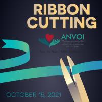 Anvoi Hospice Ribbon Cutting