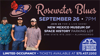 Rosewater Blues LIVE Tailgate