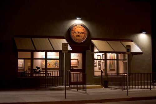 Patron's Hall - coffe & ice cream shop; art gallery; event rental space