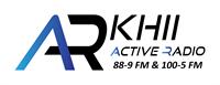 KHII 88.9 FM Cloudcroft / 100.5 FM Alamogordo & Rock 97-9 FM KTMN