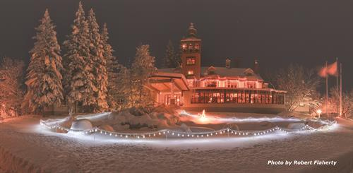Winter Wonderland at The Lodge Resort