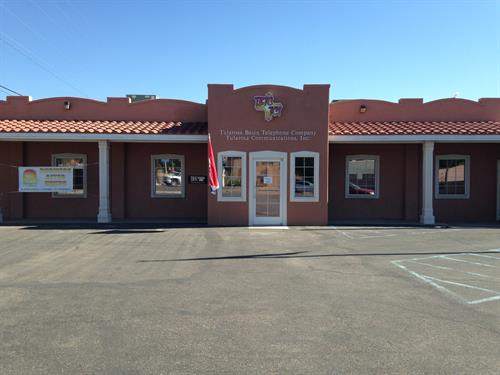 Tularosa location October 2015