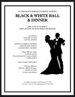 STFCCS Black & White Ball