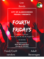 Fourth Fridays
