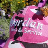 Jordan pink hat