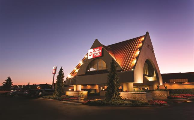 Best Western Plus Coeur d'Alene Inn and Conference Center