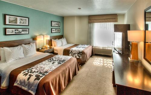 Indulge in are Design to Dream Rooms where dreams really do come true