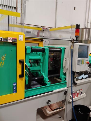 Arburg Injection molding machines