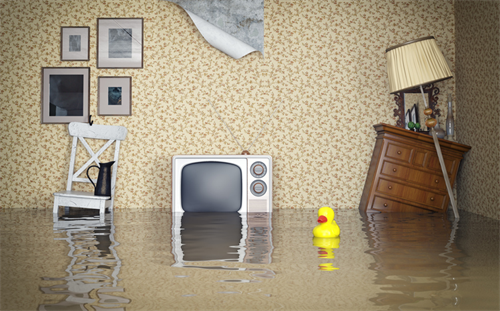 Be prepared for the unforeseen through Home Insurance