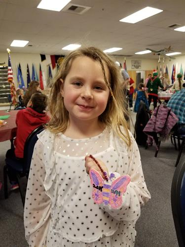 Ellie Anderson ~ 2019 Post 143 Childrens Christmas Party