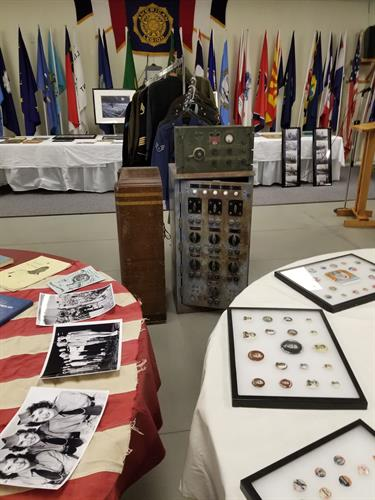 Veterans Day Display ~ 2019