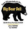 Big Bear Deli