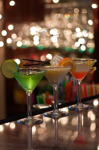 Martinis are our thing!  We have many originals to try... we suggest Mondays ;-)