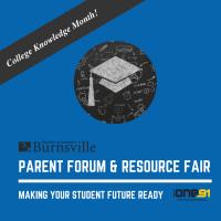 2021 Burnsville Parent Forum: Making Your Student Future Ready