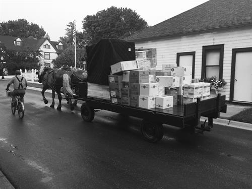 Mackinac Island Freight System