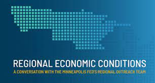 Image for Regional Economic Conditions for Ninth District Businesses