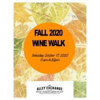 Fall Wine Walk
