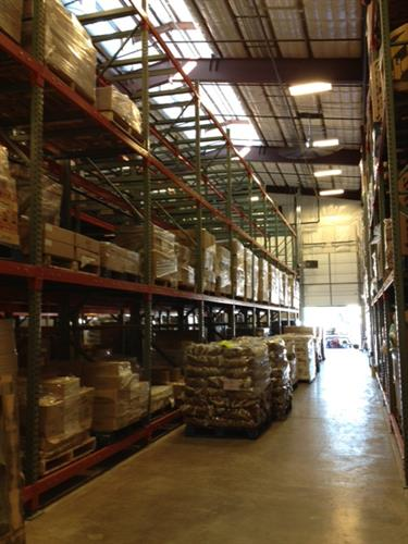 Dry Storage in New Facility